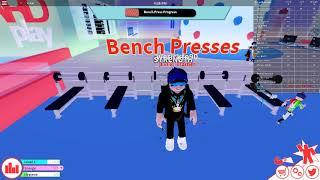 Roblox Exercise Simulator