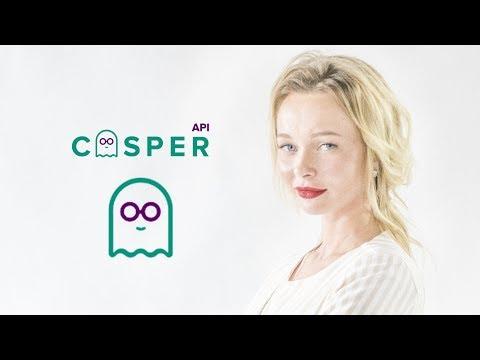 Casper API - Данные под надежной защитой