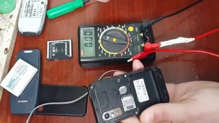 Как определить есть ли кз на телефоне. Как включить телефон без батареи!