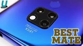Huawei Mate 20 (Twilight) - Unboxing & First Impression
