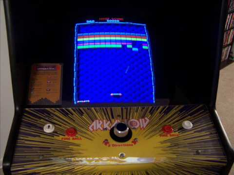 arkanoid arcade game for sale