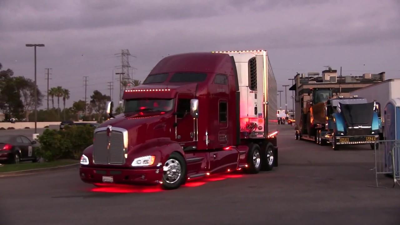 Kids Show Big Trucks