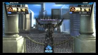 EVO 2014 Injustice top 8 pig of the hut vs DJT88