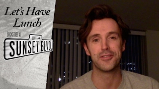 Episode 3 - Let's Have Lunch: Backstage at SUNSET BOULEVARD with Michael Xavier