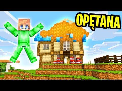 ZIELONY STEVE OPĘTAŁ MOJĄ DZIEWCZYNĘ?! | Minecraft Ferajna