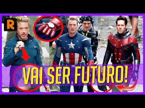 Play MARTELO BATIDO! VINGADORES 4 SERÁ NO FUTURO!