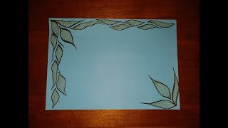 Diy simple easy  decorative border design for project file on color chart also designs paper rh ru clip