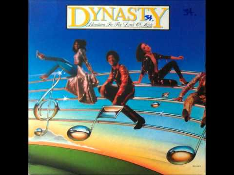 Dynasty-I've Just Begun To Love You