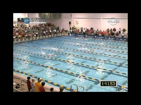 Knutson fourth race in UltraSwim from Universal Sports