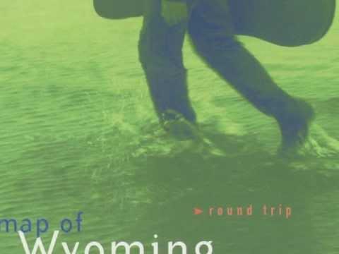 Map of Wyoming - Yesterday
