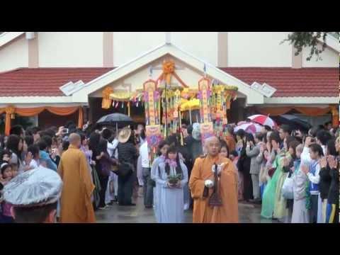 Lễ Trà Tỳ Cố Đại Lão Hòa Thượng Thích Hộ Giác