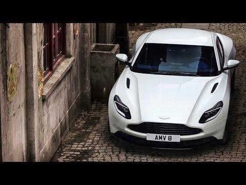 HOT NEWS!! Aston Martin recalling all DB11s over Daimler steering column