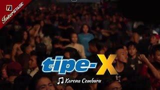 Download Mp3 mp3 KARENA CEMBURU | TIPE-X Buat Yang Punya Pacar Posesif