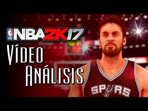 NBA 2K17: Vídeo Análisis | LaPS4