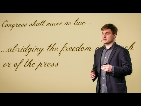 How free is our freedom of the press?   Trevor Timm