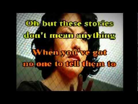 Sara Ramirez The Story karaoke