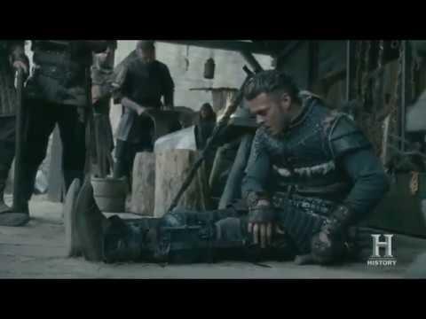 Ivar Is Walking - Vikings 5x01 HD