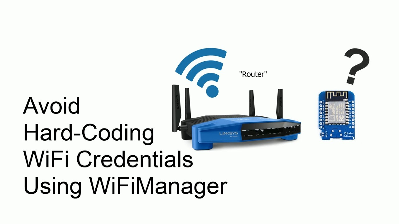 Configure ESP8266 Wifi With WiFiManager | Hackaday