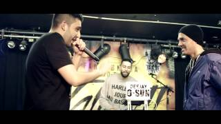 FARD, SNAGA & DJ O-SUN TALION : LA RABIA TOUR 2014 BLOG 2