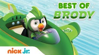 Baixar Top Wing: The Best of Brody 💚 Full Episodes Compilation | Nick Jr.