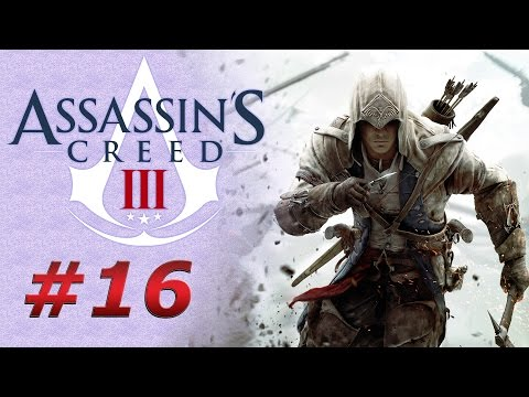 Assassins Creed 3 #16 Die Suche nach Sam Prescott