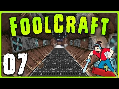 FOOLCRAFT | Ep 07 | ARE WE REALLY DOING THIS?! || Minecraft Modded
