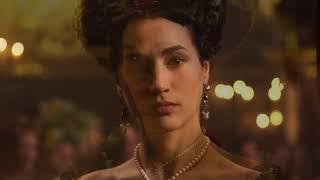 "María Teresa de España, Reina de Francia, interpretada por Elisa Lasowski en ""Versalles"""