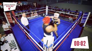 Strictly Business Boxing XV | Myles Burrel VS Kyle Goodwin