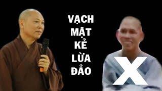 Thầy Chân Tính lên tiếng VẠCH MẶT hàng loạt vụ LỪA ĐẢO TÁO TỢN làm Ô UẾ chốn Thiền Môn.