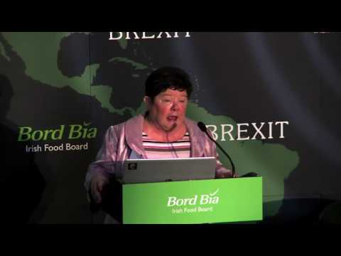 Brid Cannon, Department of Agriculture, Food and the Marine - Bord Bia's Brexit Briefing