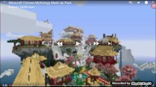 New Minecraft Chinese Mash-up Pack - October 4