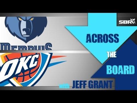 NBA Playoff Picks: Memphis Grizzlies vs. Oklahoma City Thunder, Game 2
