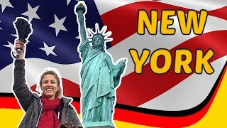 Experience New York with me! Meet-Up, Freiheitsstatue, Central Park, Times Square