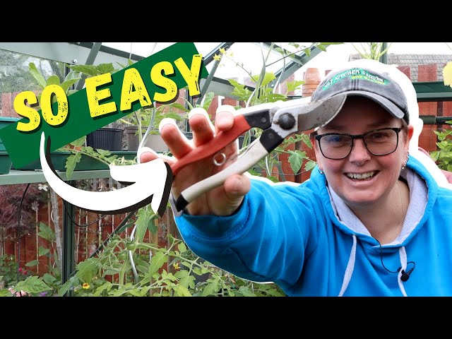 How to sharpen your garden tools without fuss and drama