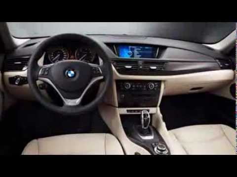 BMW X1 Facelift 2013 Interior and Exterior