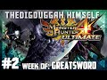 Monster Hunter 4 Ultimate - Week of Greatsword Part 2: Interviewing Naedox