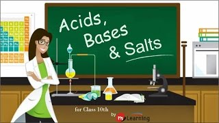 Acids, Bases and Salts for X Standard