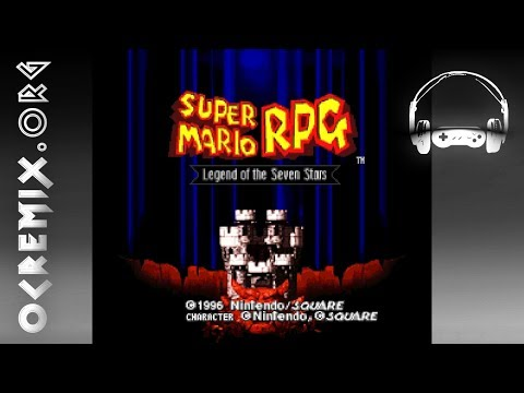 """Super Mario RPG ReMix by DDRKirby(ISQ): """"Electric Monstro Carnival"""" [Monstro Town] (#3820)"""