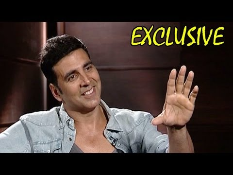 Holiday Movie  : Akshay Kumar's EXCLUSIVE