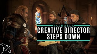 Creative Director Steps Down | Assassin's Creed Valhalla