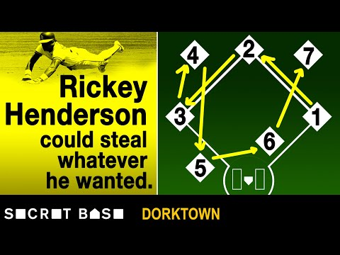Rickey Henderson crushed souls with unprecedented efficiency