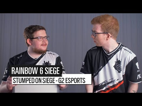 Stumped on Siege: G2 Esports | Kantoraketti vs. Pengu