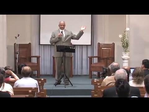 10/12 La mision de la iglesia - Pastor Andres Portes