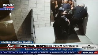BREAKING: Mesa Police Chief Responds to Graphic Video Involving Officers (FNN)