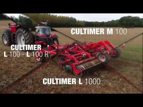 KUHN CULTIMER L 5000 - Multipurpose tine stubble cultivator