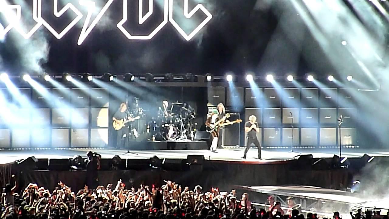 Ac dc tour dates in Melbourne