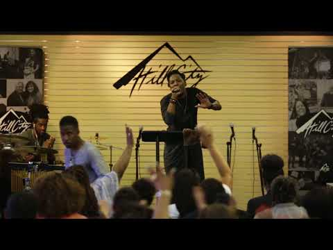 Hill City Church LA Sunday Service 8.13.2018