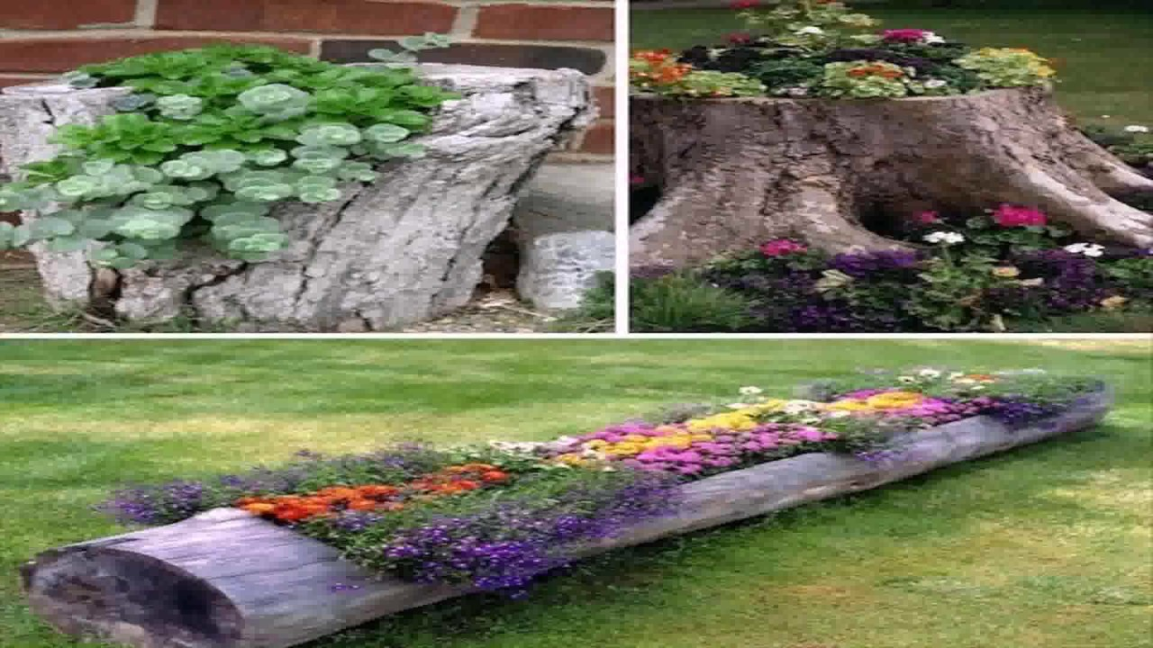 pinterest diy garden decor projects youtube