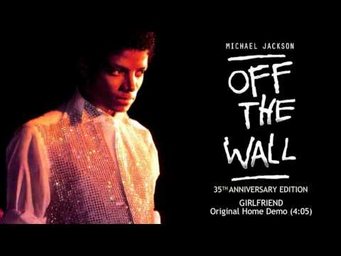 Michael Jackson - Girlfriend (Early Demo) | Off The Wall 35th Anniversary