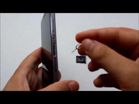 Как вставить карту памяти в телефон хуавей